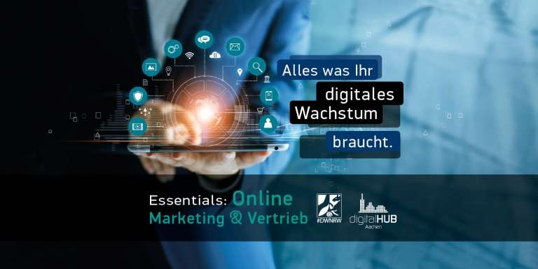 "Workshop Reihe ""Die Online-Marketing und Vertrieb Essentials"""